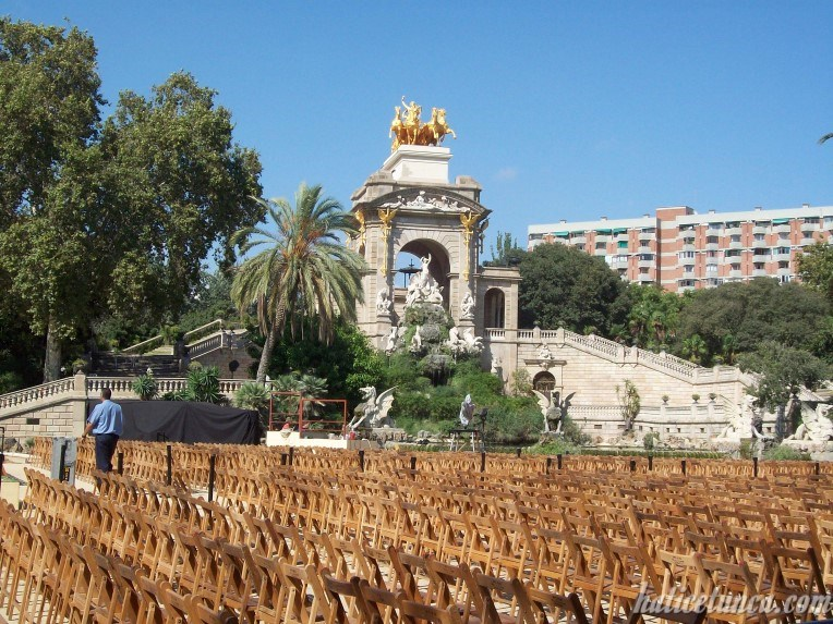 Ciutadella Parkı
