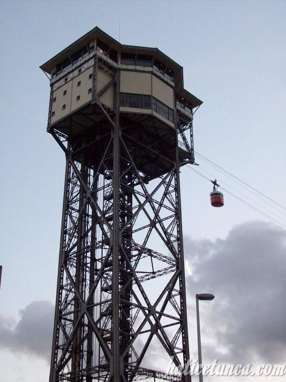 Teleferik Kulesi