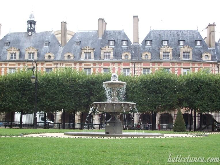 Vosges Meydanı