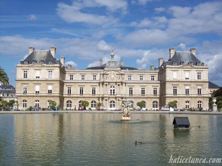 Lüksemburg Sarayı