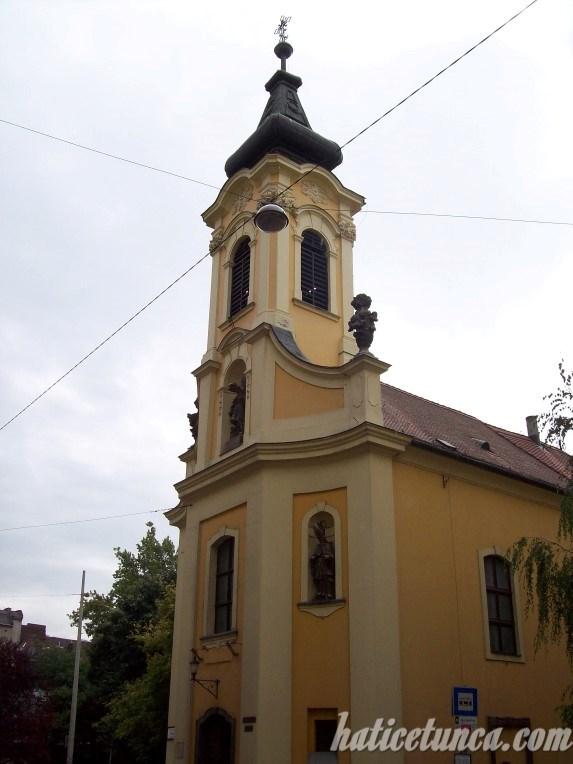 Aziz Florian Rum Katolik Kilisesi