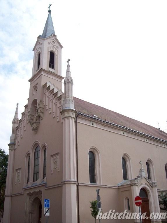 Azize Elizabeth Kilisesi