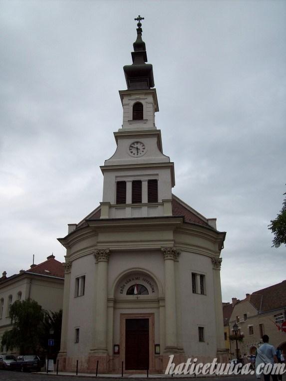 Budavári Evangélikus Kilisesi