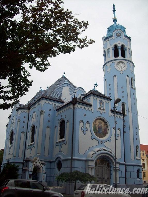 Mavi Kilise