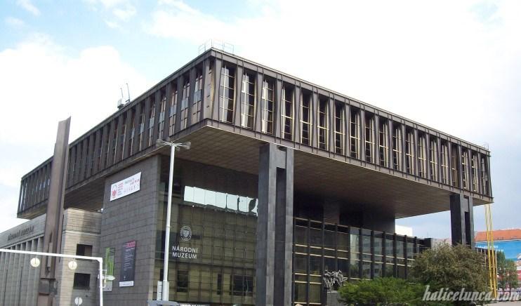 Ulusal Müze'nin yeni binası