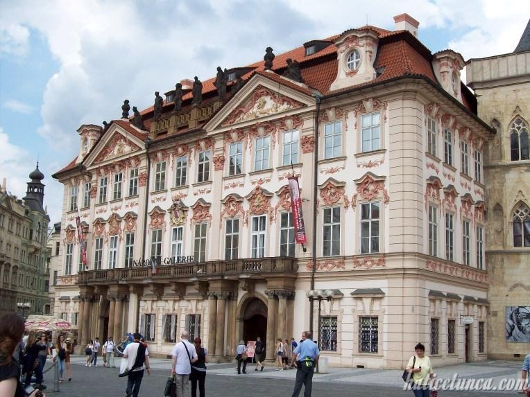 Ulusal Galeri - Eski Şehir Meydanı