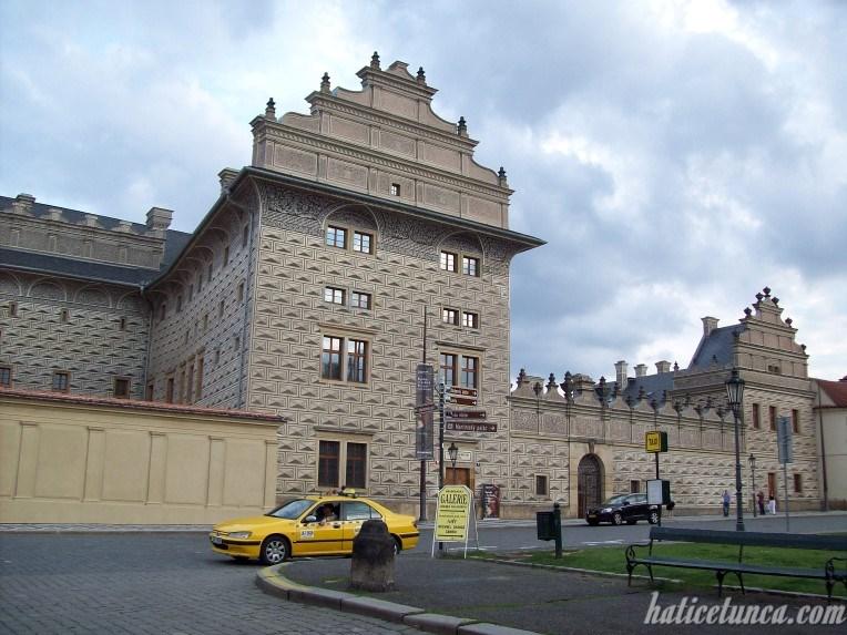 Schwarzenbersky Sarayı