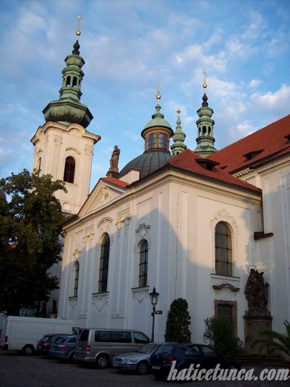 Strahov Manastırı