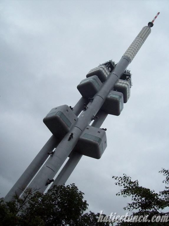 Zizkov TV Kulesi