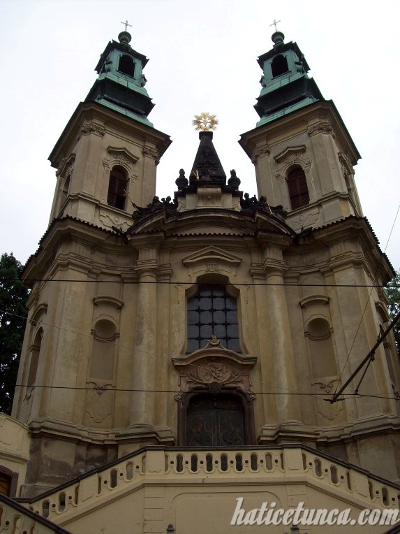 Aziz John Nepomuk Kilisesi