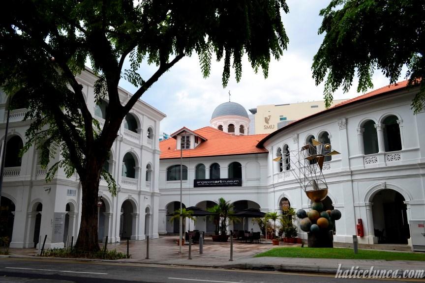 Singapur Sanat Müzesi