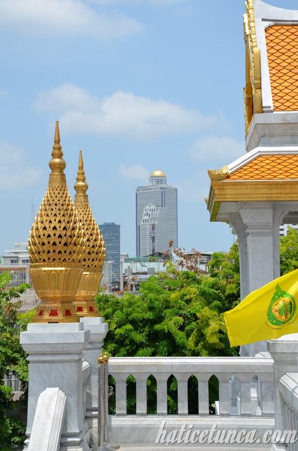Altın Buda Tapınağı'ndan Lebua State Tower