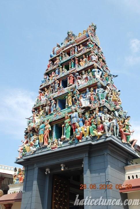 Sri Mriamman Hindu Tapınağı