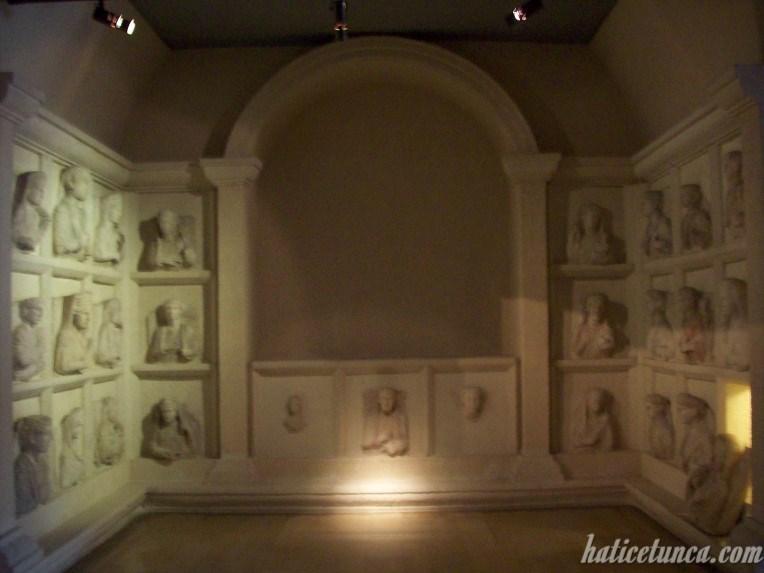 Palmyra Mezar Odası