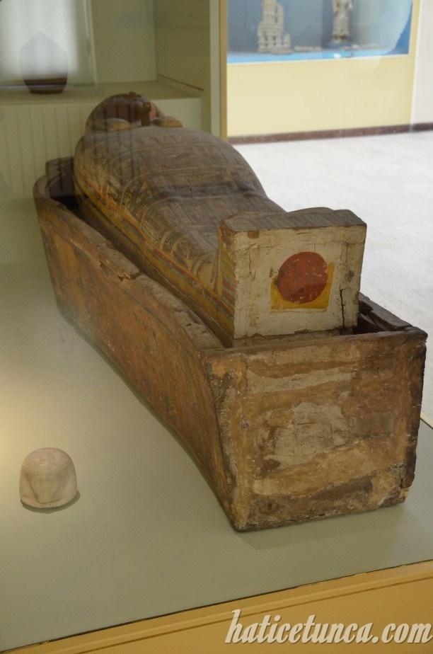 Mısır Mezar Buluntuları