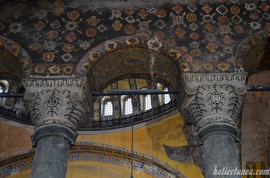 Güney nefi mozaikleri
