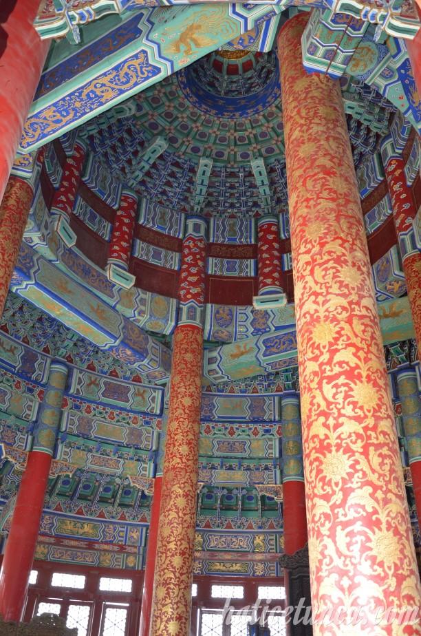 Temple of Heaven - Inside