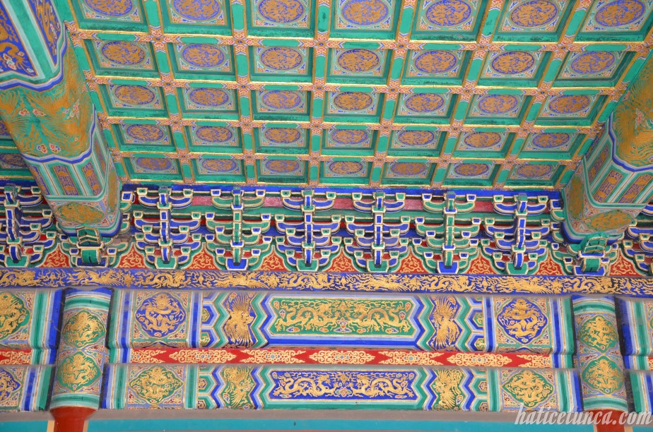 Imperial Hall of Heaven - Inside