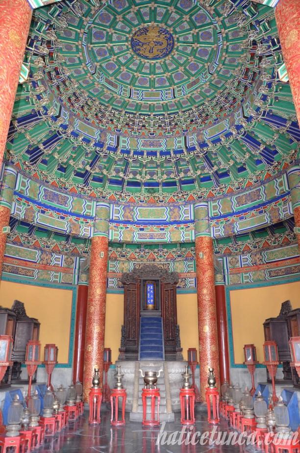 Imperial Vault of Heaven - Inside