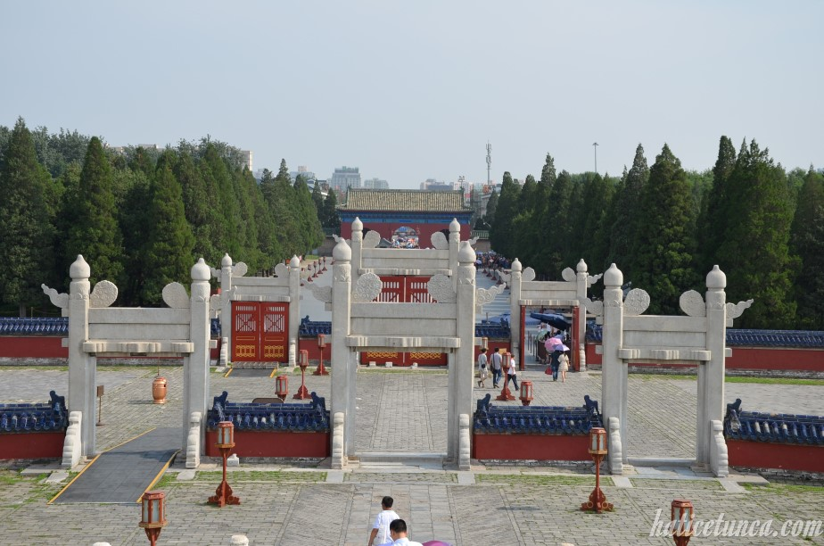 Temple of Heaven South Gate