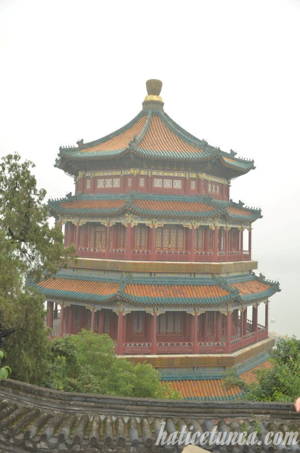 Tower of Buddhist Incense