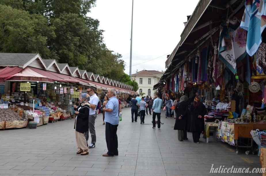 Eyüp Sultan-Çarşı