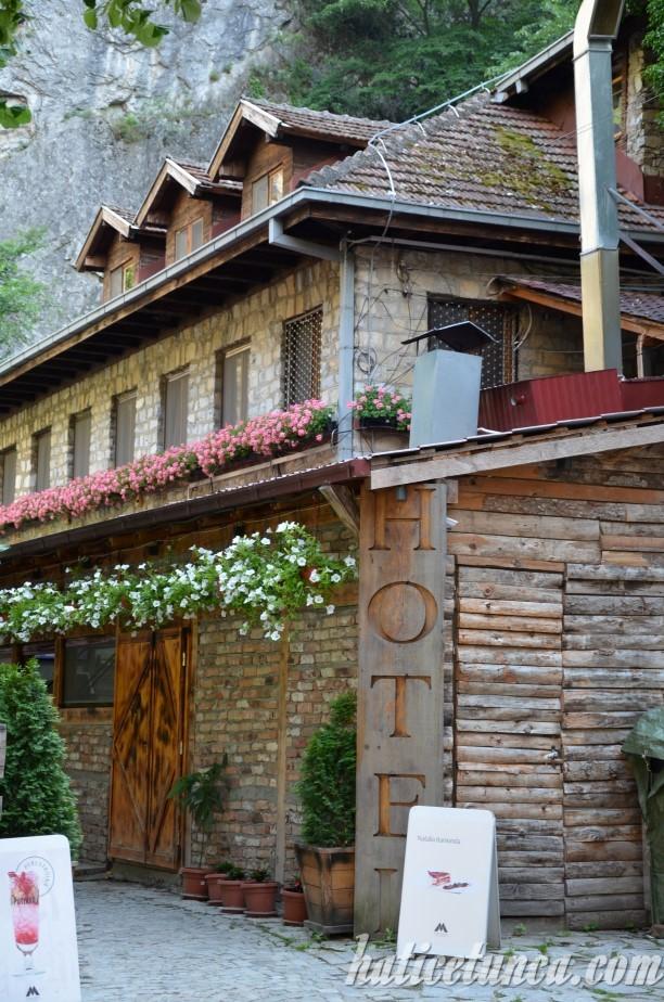 Matka Kanyonu Otel