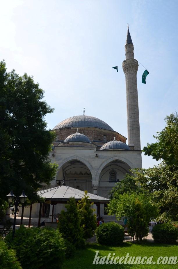 Mustafa Paşa Cami