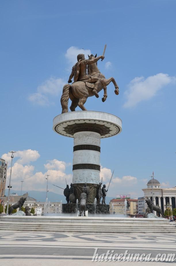 Makedonya Meydanı