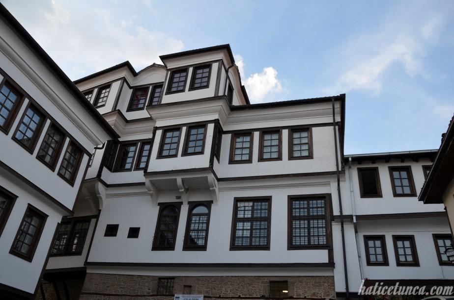 Eski Osmanlı Evleri