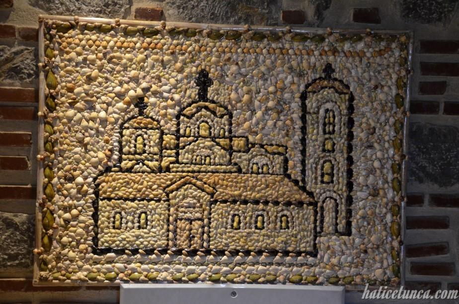 Aziz Kliment ve Panteleimon Kilisesi-iç mekan