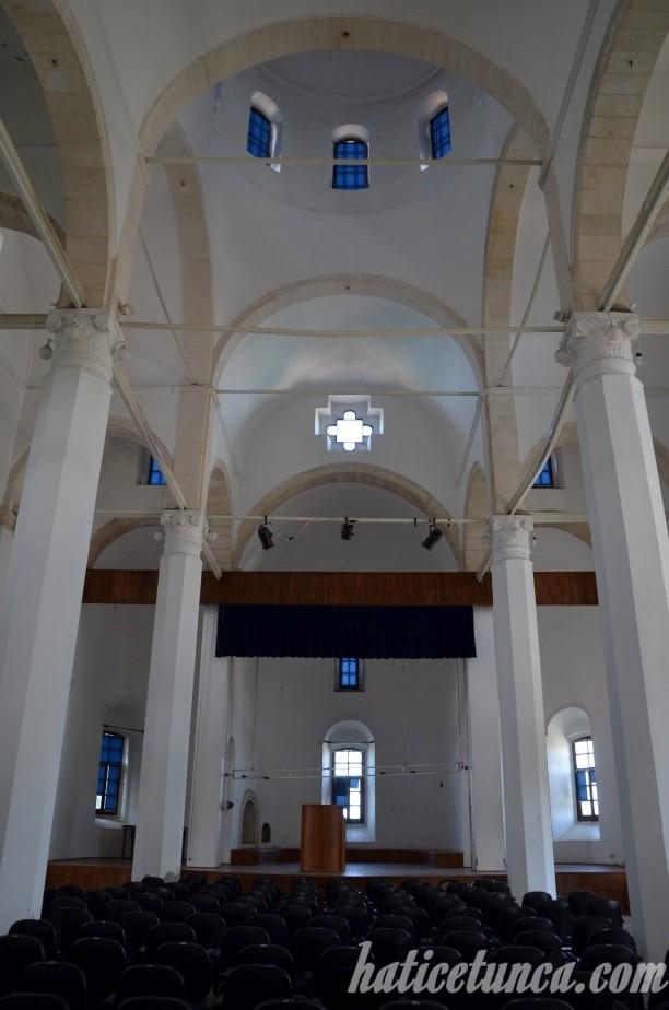 Taşbaşı Kilisesi - İç mekan