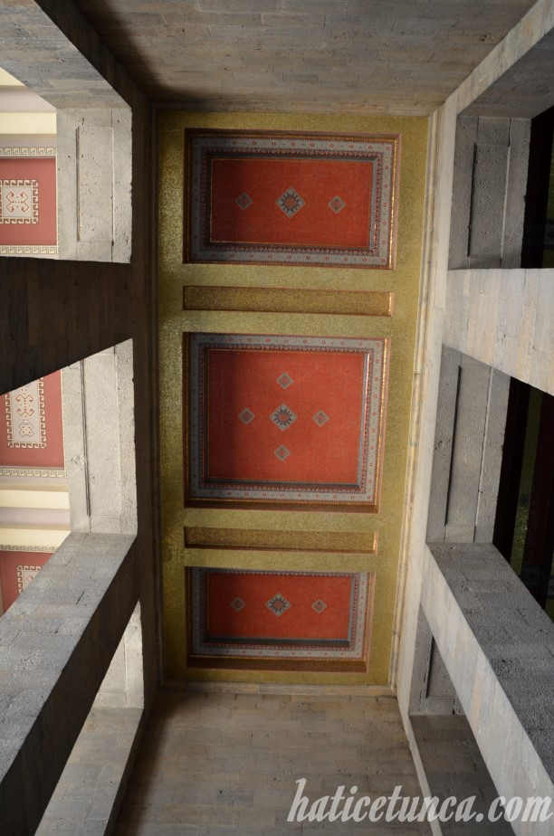 Şeref Holü tavanı