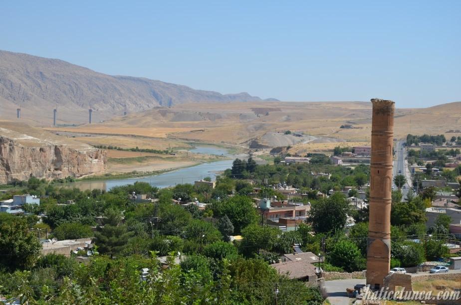 Dicle Nehri ve Sultan Süleyman Cami