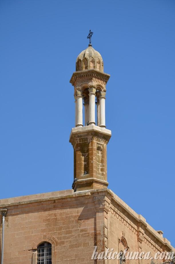 Midyat Konuk Evi'nden Bethil Kilisesi