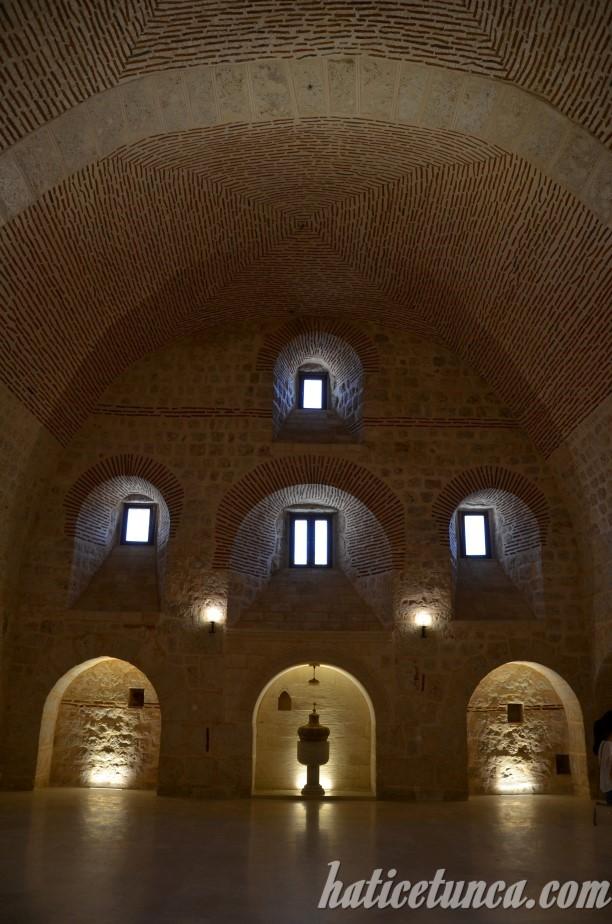Mor Gabriel Manastırı-Ana Kilise
